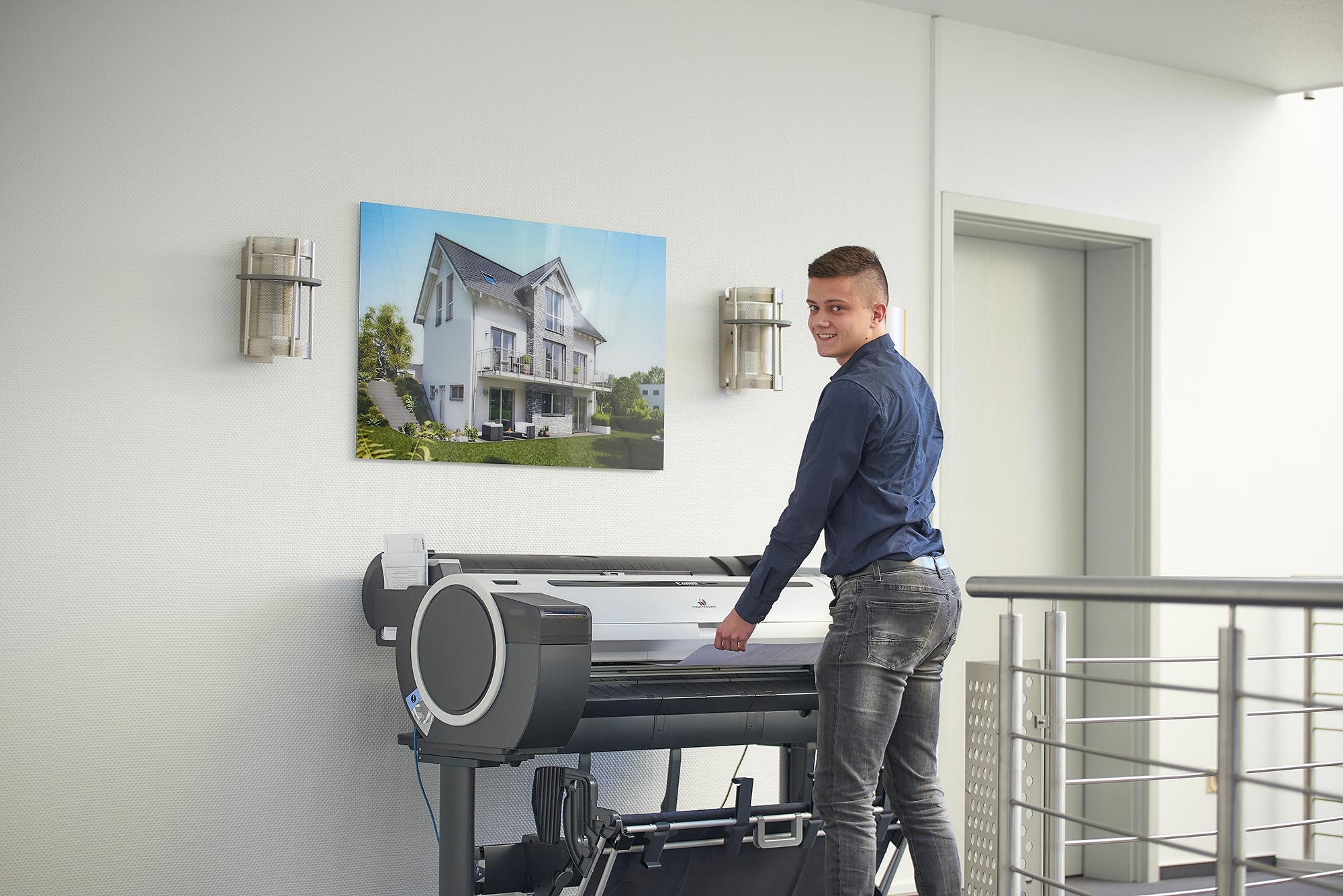 Bauzeichner (m/w/d) im Bereich Werkplanung und Bauantrag für die Zentrale in Ransbach-Baumbach bei Koblenz
